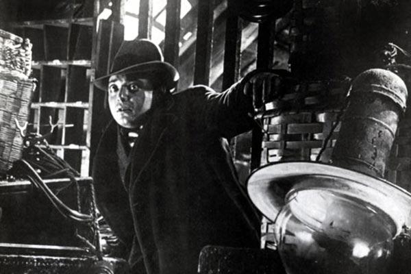 M, O Vampiro de Dusseldorf : Foto Peter Lorre