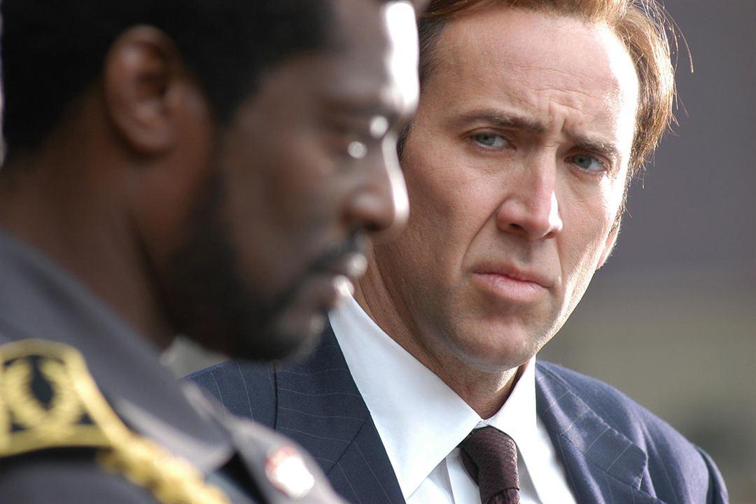 O Senhor das Armas: Nicolas Cage, Eamonn Walker
