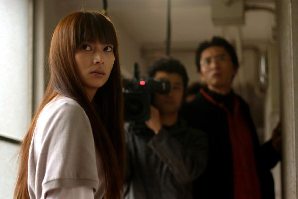 Chakushin ari : Foto Kô Shibasaki, Takashi Miike