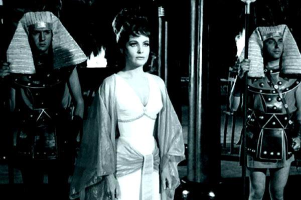 Helena de Tróia : Foto Robert Wise, Rossana Podesta