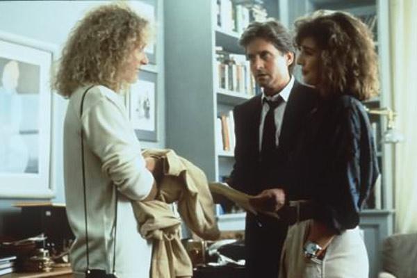Atração Fatal : Foto Anne Archer, Glenn Close, Michael Douglas