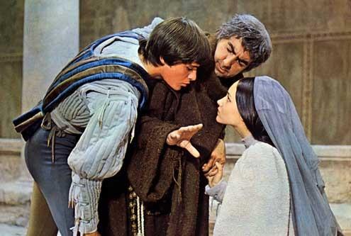 Giulietta e Romeo : Photo Franco Zeffirelli, Leonard Whiting, Milo O'Shea, Olivia Hussey