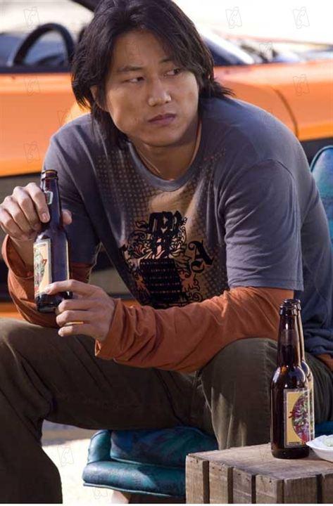 Velozes & Furiosos - Desafio em Tóquio: Sung Kang