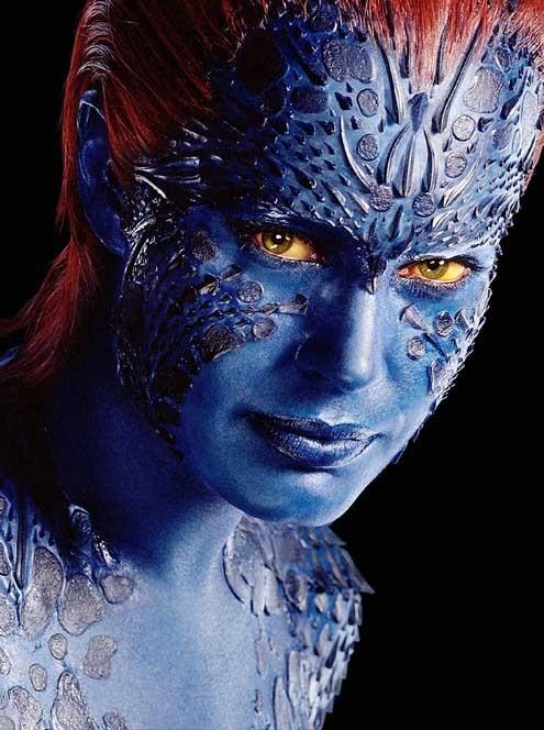 X-Men - O Confronto Final: Rebecca Romijn