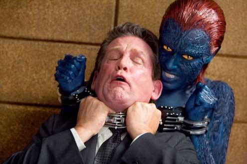 X-Men - O Confronto Final: Rebecca Romijn, Anthony Heald