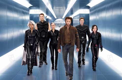 X-Men - O Confronto Final: Daniel Cudmore, Halle Berry, Hugh Jackman, Shawn Ashmore