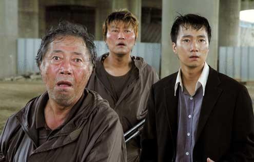 O Hospedeiro : Foto Park Hae-il, Song Kang-Ho