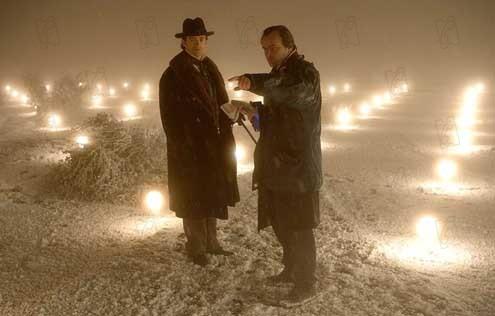 O Grande Truque : Foto Christopher Nolan, Hugh Jackman