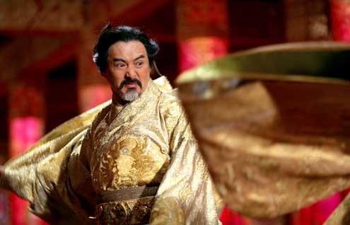 A Maldição da Flor Dourada : Foto Chow Yun-Fat, Zhang Yimou