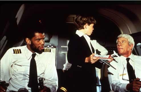 Apertem os Cintos... O Piloto Sumiu : Foto Kareem Abdul-Jabbar, Peter Graves