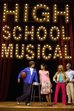 High School Musical : Foto Ashley Tisdale, Lucas Grabeel, Vanessa Hudgens, Zac Efron