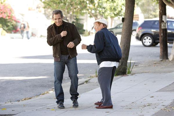 Antes Só do que Mal Casado : Foto Ben Stiller, Jerry Stiller