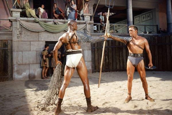 Foto de Kirk Douglas - Spartacus : Foto Kirk Douglas - AdoroCinema