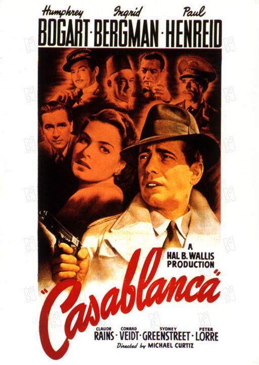 Casablanca: Michael Curtiz