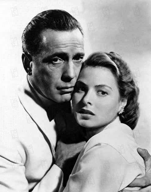 Casablanca: Ingrid Bergman, Michael Curtiz, Humphrey Bogart