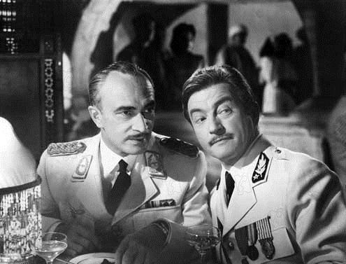 Casablanca: Conrad Veidt, Michael Curtiz, Claude Rains