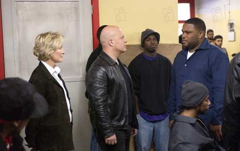 The Shield : Foto Anthony Anderson, Glenn Close, Michael Chiklis