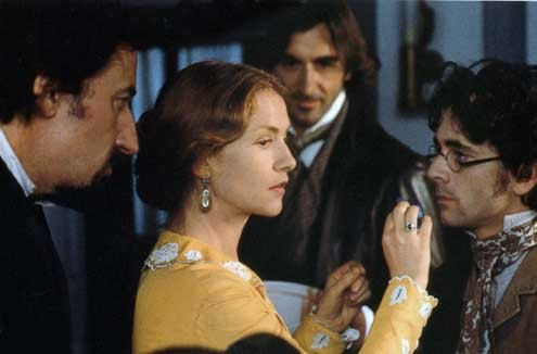 Madame Bovary: Jean-François Balmer, Christophe Malavoy, Isabelle Huppert, Claude Chabrol
