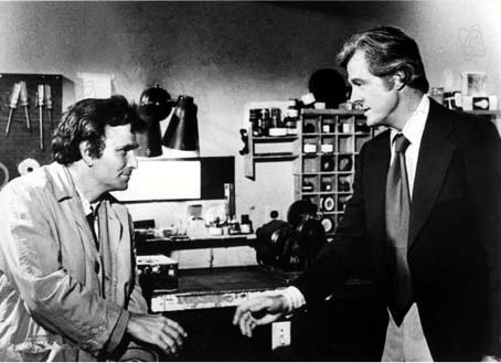 Columbo : Foto Peter Falk, Robert Culp