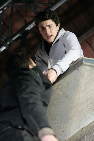 Kyle XY : Foto Matt Dallas, Nicholas Lea