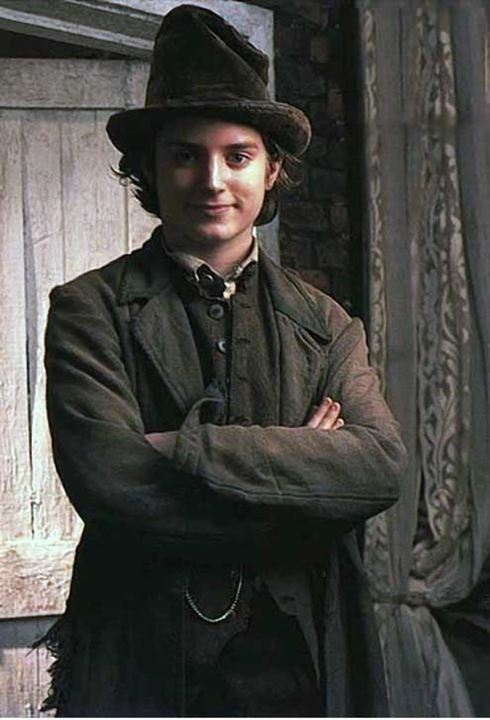 Oliver Twist : Foto Elijah Wood, Tony Bill