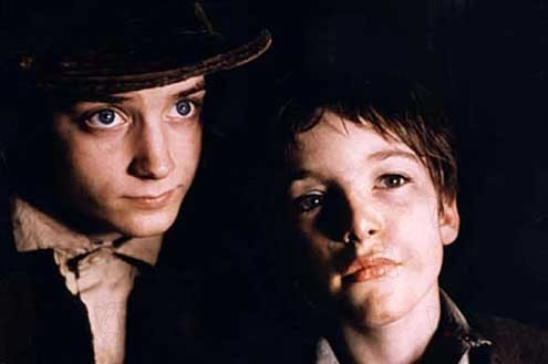 Oliver Twist : Photo Alex Trench, Elijah Wood, Tony Bill