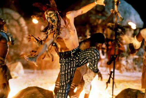 Ace Ventura 2 - Um Maluco na África : Foto Jim Carrey, Steve Oedekerk