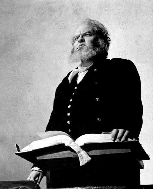 Moby Dick: John Huston, Orson Welles