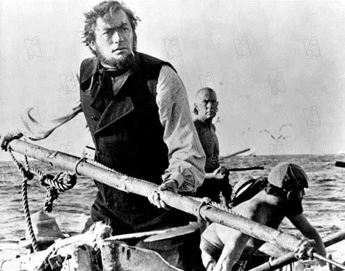 Moby Dick: John Huston, Gregory Peck