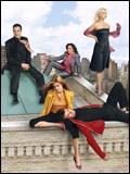 Dead Like Me : Foto Callum Blue, Ellen Muth, Jasmine Guy, Laura Harris, Mandy Patinkin