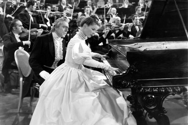 Sonata de Amor : Foto Clarence Brown, Katharine Hepburn, Leo G. Carroll