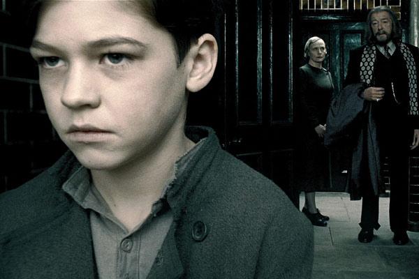 Harry Potter e o Enigma do Príncipe : Foto Hero Fiennes Tiffin, Michael Gambon