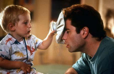 Olha Quem Está Falando : Foto Amy Heckerling, John Travolta