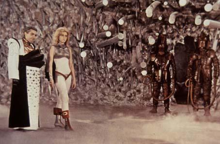 Barbarella : Foto Jane Fonda, Milo O'Shea, Roger Vadim