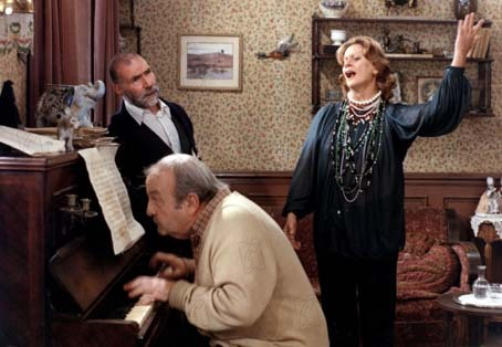Ce cher Victor : Photo Alida Valli, Bernard Blier, Jacques Dufilho, Robin Davis