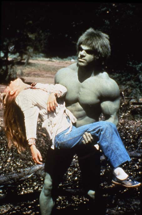 O Incrível Hulk : Foto Lou Ferrigno
