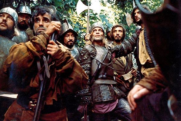 Aguirre, a Cólera dos Deuses: Klaus Kinski