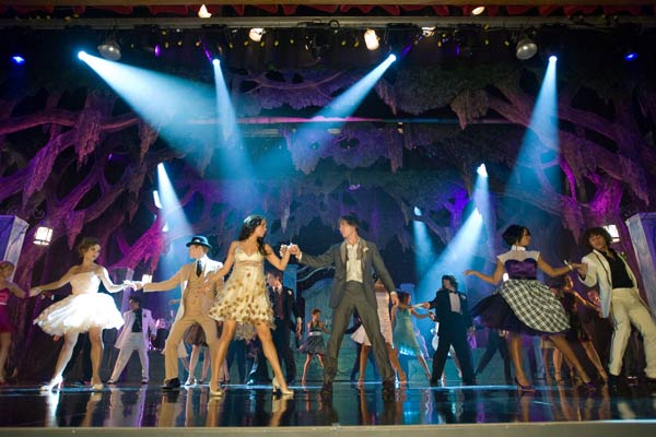 High School Musical 3 - Ano da Formatura : Foto Kenny Ortega, Lucas Grabeel, Olesya Rulin, Vanessa Hudgens, Zac Efron