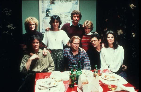 O Reencontro : Foto Glenn Close, Jeff Goldblum, Kevin Kline, Lawrence Kasdan, Mary Kay Place