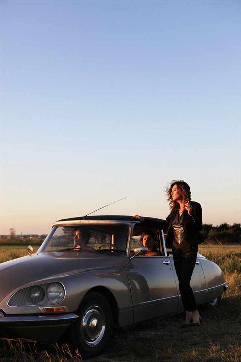 Foto Caroline Cellier, Jane Birkin