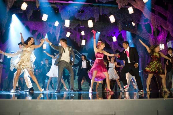 High School Musical 3 - Ano da Formatura : Foto Ashley Tisdale, Kenny Ortega, Vanessa Hudgens, Zac Efron
