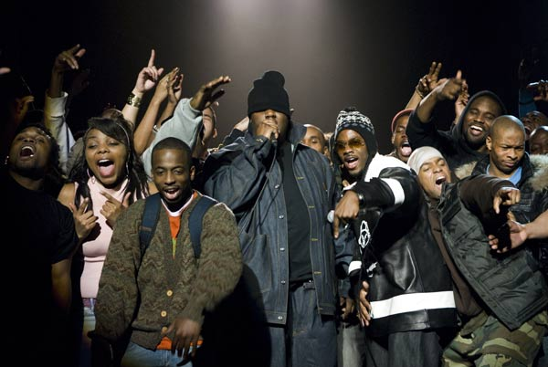 Notorious B.I.G. - Nenhum Sonho é Grande Demais : Foto Derek Luke, Jamal Woolard