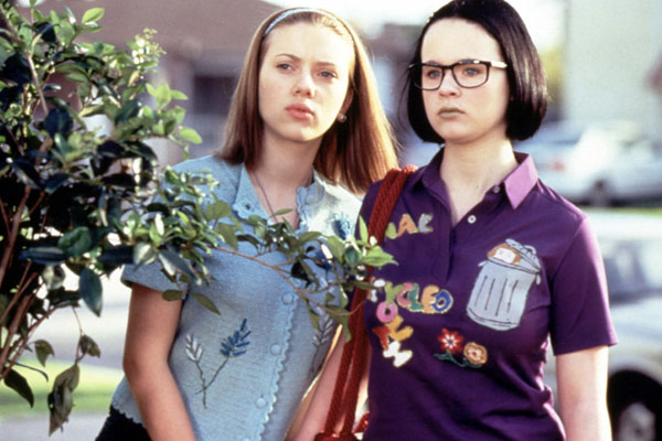 Ghost World - Aprendendo a Viver : Foto Scarlett Johansson, Terry Zwigoff, Thora Birch
