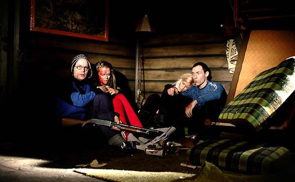 Zumbis na Neve : Foto Charlotte Frogner, Evy Kasseth Røsten, Stig Frode Henriksen, Vegar Hoel
