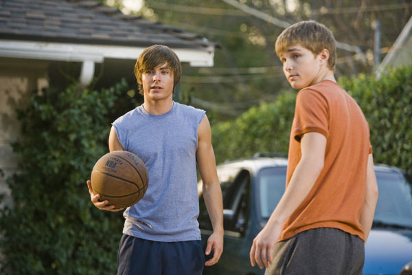 17 Outra Vez : Foto Burr Steers, Sterling Knight, Zac Efron