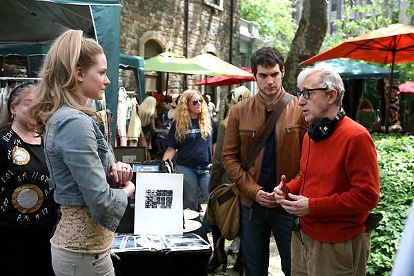 Tudo Pode Dar Certo : Foto Evan Rachel Wood, Henry Cavill, Woody Allen