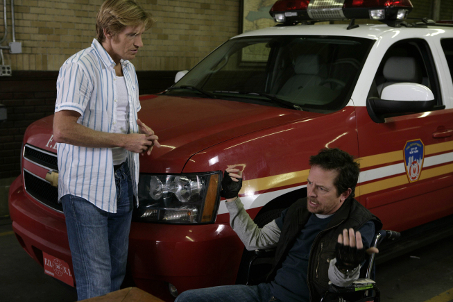 Rescue Me : Foto Denis Leary, Michael J. Fox