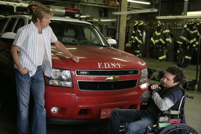 Rescue Me : Foto Denis Leary, Michael J. Fox