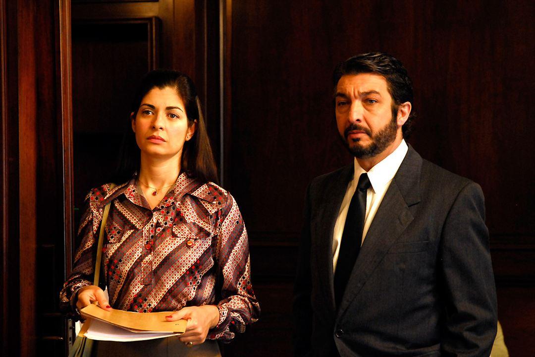 O Segredo dos Seus Olhos : Foto Juan José Campanella, Ricardo Darín, Soledad Villamil