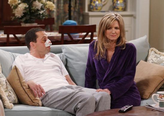 Half men courtney a two thorne-smith and Then and
